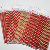 Holiday party baby birth decoration crazy straws hot in various party and event