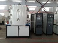 Metal Surface Treatment PVD Hardware Metal Faucet Titanium Niride Physical Vapor Deposition Vacuum Coating Machine Equipment