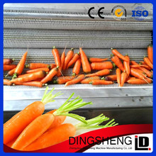 2015 good quality automatic carrot washing machine on sales