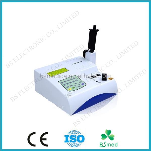 portable inr test machine