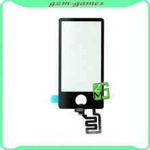 Best price Replacement For Apple iPod nano 7 7th Gen Black Glass Lens Touch Screen Digitizer , for ipod nano 7 outer glass lens
