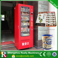 Guaranteed Quality Hot Sale Food Snack Vending Machines
