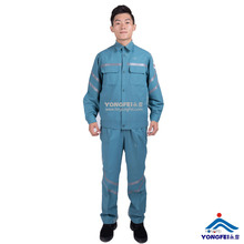 Breathable Summer Fire Resistant Jacket and Pants, 3M Reflective Tape