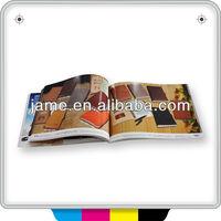 ISO9001:2008 luxury house furnishing advertising magazine design