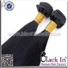 ingrosso siky estensioni dei capelli neri naturale dei capelli coda cavallo