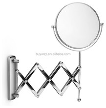 Best selling decorative glass led furniture with mirror