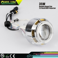 Wholesale item 35W 2'' inch Universal Motorcycle Projector Lens Headlight