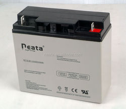 12v 20ah Rechargeable Storage Battery Used for Alarm Systems