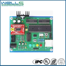 PCB PCBA Sample Producing / Printed Circuit Board Assembly Mass Producing In China