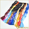 Alibaba hot new products for 2015 ombre kanekalon braiding hair wholesale