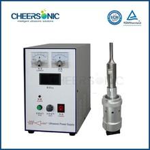 Ultrasonic used vegetable oil uco for biodiesel storage tanks