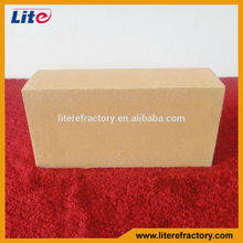 lightweight clay refractory insulating fire brick for wall lining