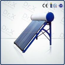 Dr.Xiao Brand compact pressurized solar hot water system with full auto manufacturing equipment