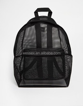 Fashion Mesh Backpack Sport Day Backpack Mens Backpack Bags