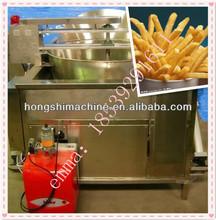 stainless steel semi-automatic snack making machine, fried chips making machine
