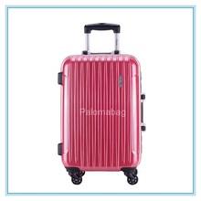 hard shell Suitcase Set of 3,Promotion Plastic Suitcase