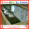 hot sell Stainless Steel Sheet/plate 201/410/430 2B/BA Surface price on alibaba