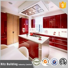 High gloss lacquer kitchen cabinet, high gloss lacquer kitchen pantry