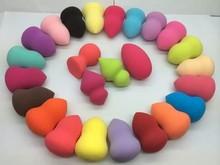 8 shapes customised colors Latex free blending makeup sponge