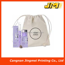 cute cotton cosmetic bag gift bags for promotion