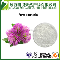 High Purity 98% Formononetin Powder Red Clover Extract