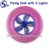 22CM Plastic Flying Spinning Frisbee Disk Toy