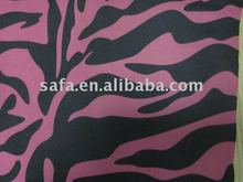 High colour fastness print camouflage fabric
