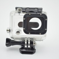 Standard Underwater Waterproof Protective Case With Lens For hero camera Accessories