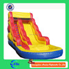 2015 inflatable game toys used playground slides for sale, inflatable slide for sale