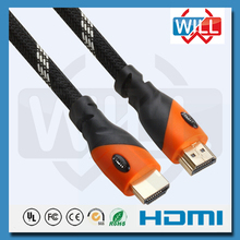 OEM high speed double color 1.4v hdmi cable for xbox 360