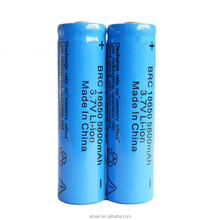 18650 Lithium Rechargeable battery 18650 battery 4000 mah