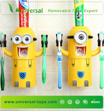 Hot Selling Despicable Me Minion Toy Toothpaste Dispenser