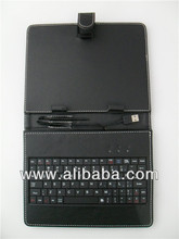 """8"""" Universal Tablet Case Cover with Keyboard"""