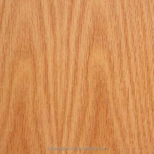 low priceoak/ash/beech paper overlay plywood with golden groove