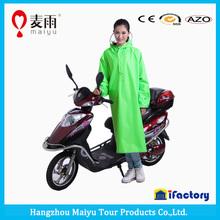 long rain poncho for motorcycle,poncho raincoat for bike
