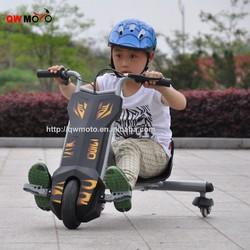 New 100W drift go kart electric drift trike chopper bike electric mini drifting bike
