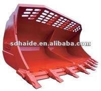 light material kubota loader buckets,wheel loader bucket