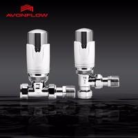 Avonflow Thermostatic Radiator Valve, Radiator Trv B00082/B00083