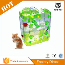 2015 Plastic Hamster Cages and Hamster Accessories