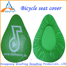 designer bicycle seat cover custom bicycle saddle cover