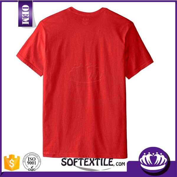 Sublimation T Shirts With Extra Long Length Bottom