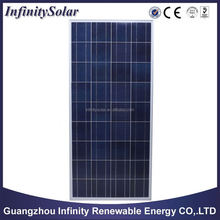 High Efficiency 150W POLY/MONO Solar Panels/Modules with SUN POWER CELLS