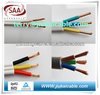 flat electric wire tps cable pvc cable 4.0mm