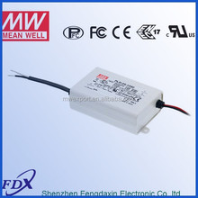 MeanWell LED Driver PLD-25-1050B,constant current power supply