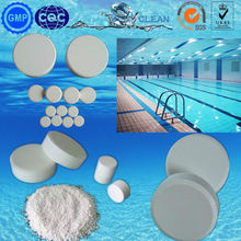 200 grams of disinfectant TCCA 90% is mainly used for swimming pool