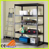 Eco-friendly iron boltless shelf, rivet racks, boltless shelf for COSTCO