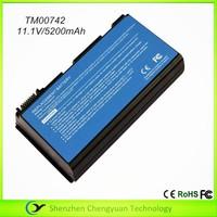For Acer TM00742 5320 5520 5520G 7720G 7720 7520G laptop battery