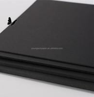 cardboard black recycling premium black corerboard paper