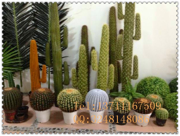 large long artificial cactus bar fake cactus for outdoor decoration beautiful artificial. Black Bedroom Furniture Sets. Home Design Ideas