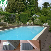 wpc deck outdoor ,swimming pool coverplastic composite deck,bamboo railing